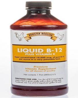 Thuốc Bổ Cho Gà LIQUID B-12