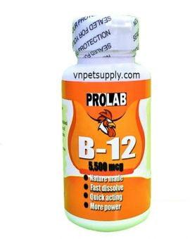 Thuốc Nuôi B12 5500 Prolab