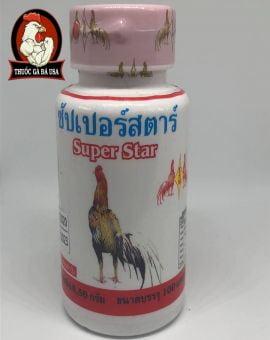 TĂNG CƠ BỔ XƯƠNG CHO GA SUPER STAR ĐỎ - HỘP 100 Viên