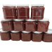 Nghệ Bột Đỏ Nguyên Chất Cho Gà Đá - Hủ 0.5kg