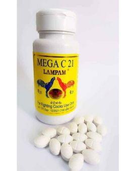 Thuốc Nuôi  Tăng Po Cho Gà Mega C21
