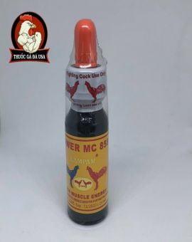 Nhỏ Đá Cho Gà Power MC 858 - Chai Nguyên 25ml