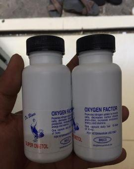 Vitamins SUPER OMETOL - Bổ Sung Năng Lượng Và Tăng Bo Đá Cho Gà - Hủ 100 Viên