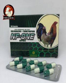 Nf-One Chuyen Duong Ruot, Tieu Hóa Cho Gà - Zin 100 Viên